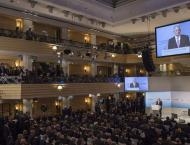 Three-Day Munich Security Conference Starts on Friday