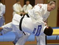 Putin in Fact Has Not Injured Finger During Recent Judo Sparring  ..