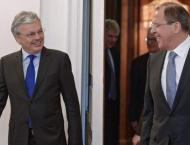 Russian, Belgian Foreign Ministers Discuss Situation Around Counc ..