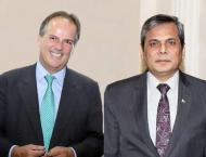 Pakistan High Commissioner meets FCO Minister of State for Asia & ..