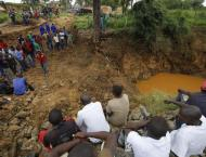 Around 50 People Could Be Killed in Mine Shaft Flood in Zimbabwe  ..