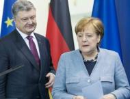 Merkel Says Ukraine Should Remain Gas Transit Country Despite New ..