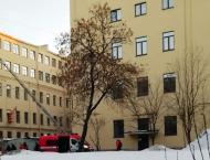 University Building Collapse in St. Petersburg Left No Victims -  ..