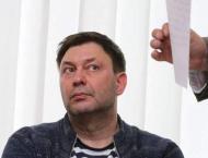 Journalist Vyshinsky Marks Birthday in Ukrainian Prison, Thanks P ..