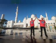 Special Olympics World Games Abu Dhabi Torch run to visit iconic  ..