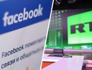 Facebook Blocking RT Project Account Pressure on Russian Media -  ..