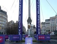 Nelson's column takes centre stage in 100 days-to-go world cup ce ..