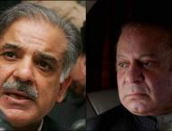 Shehbaz Sharif concerned over Nawaz's health