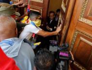 Venezuelan Consulate in Ecuador's Guayaquil Stormed by Criminals  ..