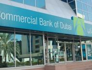 Commercial Bank of Dubai approves distribution of 20.7 percent of ..