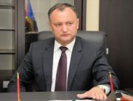 Moldovan President Dodon Receives Anonymous Assassination Threat