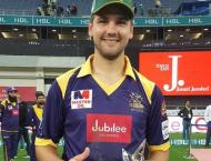 Gladiators' Rossouw says playing HBL PSL in Pakistan was a lifeti ..
