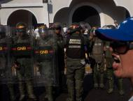Venezuelan National Guard Used Tear Gas on Border With Colombia - ..