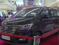 Hyundai Nishat unveils the Santa Fe, Grand Starex in Pakistan