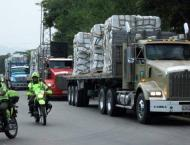 Truck With Humanitarian Aid Crosses From Brazil to Venezuela - Am ..