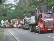 Humanitarian Aid Trucks From Colombia Met With Tear Gas in Venezu ..