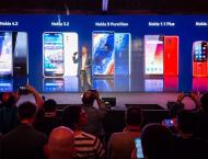 Introducing four new Nokia smartphones: delivering pioneering exp ..
