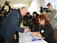 Voter Turnout at Moldovan General Elections Reaches Nearly 50% -  ..