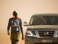 Emirati runner 340km away from reaching Makkah
