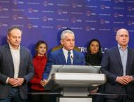 Moldovan Democratic Party Leader Expresses Readiness to Start Tal ..