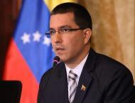 Russian Senior Diplomat Holds Meeting With Venezuelan Foreign Min ..