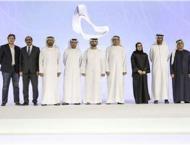 Mansour bin Mohammed honours winners of Dubai Award for Sustainab ..