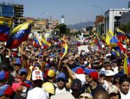 Trump Says People 'Starving to Death' in Venezuela, US Sends Huma ..