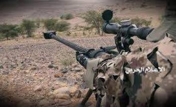 """""""أنصار الله"""" تعلن قنص جنديين سعوديين .."""