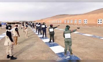 افتتاح النسخة 37 من  بطولة الشرطة للرماية ..