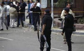 انتحاري يفجر نفسه في منطقة القاهرة القديمة ..