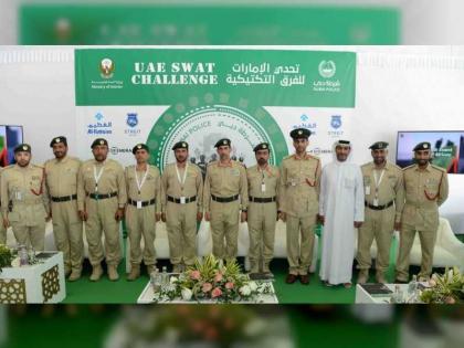 شرطة دبي تستضيف تحدي الإمارات للفرق التكتيكية بمشاركة 60 فريقا من 50 دولة