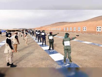 افتتاح النسخة 37 من  بطولة الشرطة للرماية بالشارقة