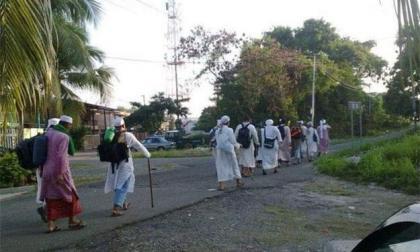 وفاة زعیم جماعة التبلیغ الھندیة مولانا محمد یعقوب سھارنبوري