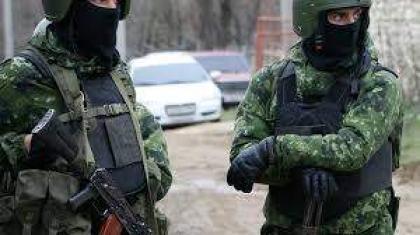 تصفية مجرم كان يخطط لعمل إرهابي في داغستان