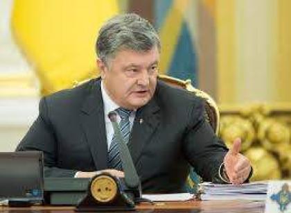 بوروشينكو يوجه انتقادات لمنافسيه في انتخابات الرئاسة بشأن برامجهم الانتخابية