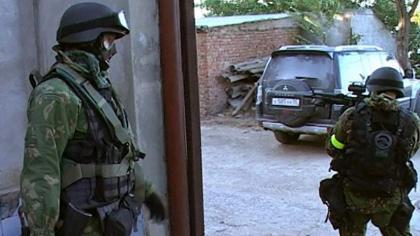 تصفية مسلح كان يخطط لعمل إرهابي في داغستان الروسية