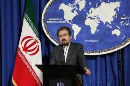 الخارجية الإيرانية ترد على تصريحات الجبير و تتهم السعودية بنشر الإرهاب