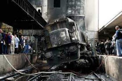 مقتل شخص وإصابة 4 آخرين إثر حادث تصادم قطار مع سيارة شمال غربي مصر - إعلام