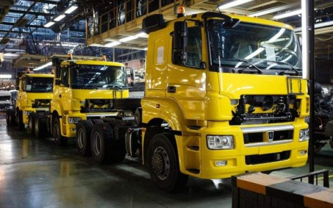 Russia's Kamaz Plans to Create Unmanned Dump Truck by 2021 - Report
