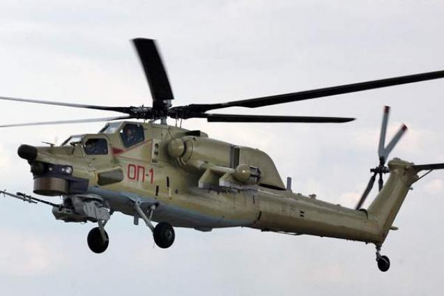Russian Air Forces to Receive 1st Prototype Batch of Mi-28NH Choppers April - Manufacturer