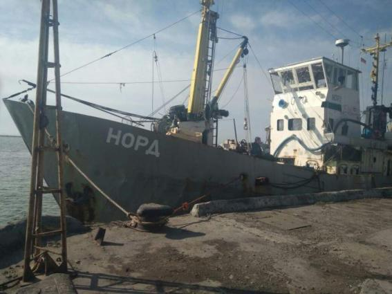 Shipowner Confirms Nord Captain Returned to Russia After Detention in Ukraine