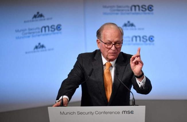 Munich Conference Chair Does Not Rule Out Russia-Ukraine Consultations on Event Sidelines