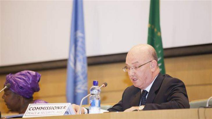 AU Peace, Security Focus in DRC to Shift to Tackling Violence in Country's East - Chergui