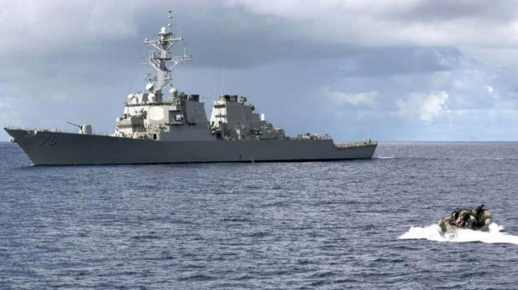 Beijing Accuses US Warships of Violating China's Sovereignty in South China Sea