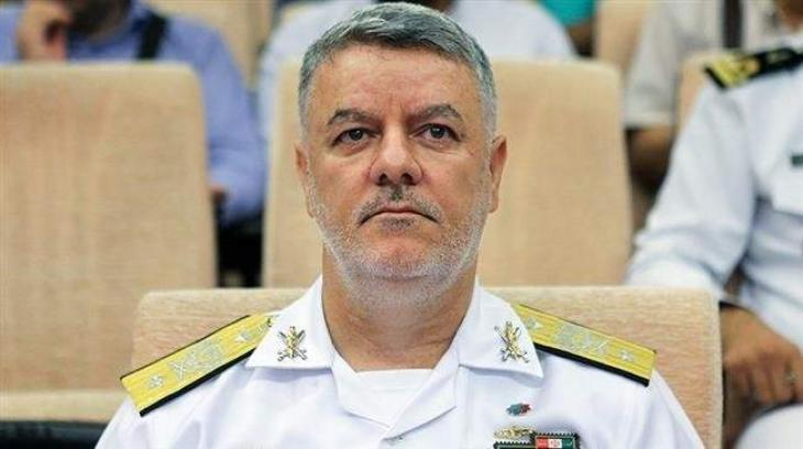 Iranian Navy Chief Vows to Boost Country's Presence in International Waters in Next Decade