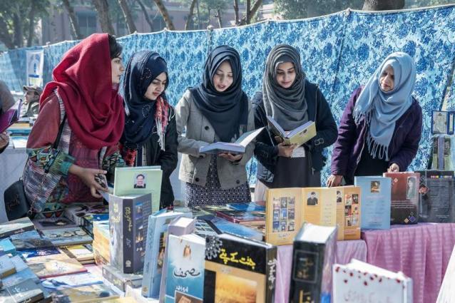 Annual book fair 2019 begins at UVAS