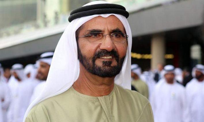 Mohammed bin Rashid tests out 'Sky Pods'