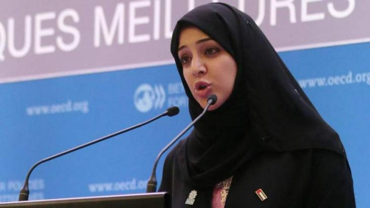 Reem Al Hashemy meets world leaders during AU Summit in Ethiopia