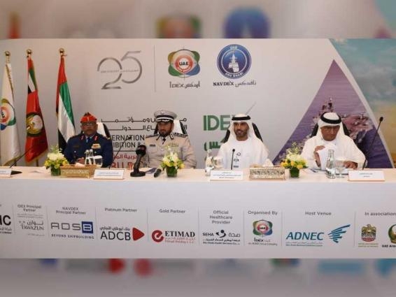 Largest editions of IDEX, NAVDEX to open on Sunday with highest global participation