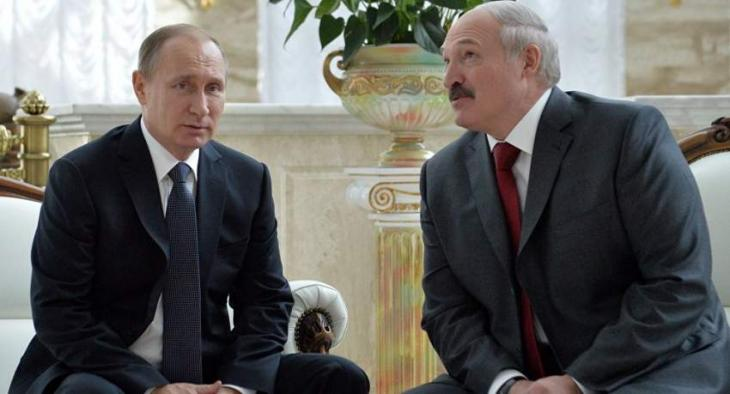 Putin, Lukashenko to Discuss Integration Processes in Eurasia Feb 13 - Kremlin